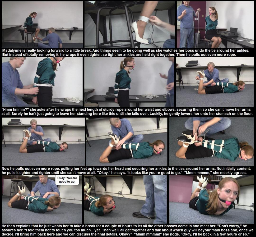 Best bondage video ever